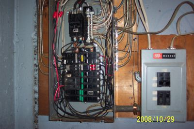 Residential Electrical Upgrade